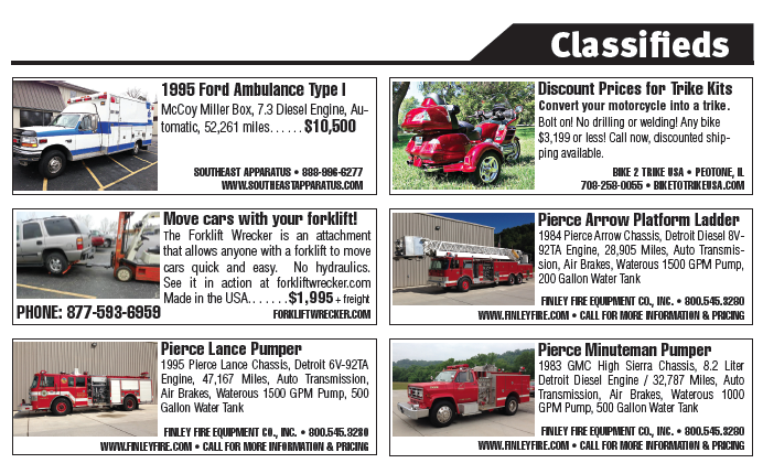 Municipal Classifieds