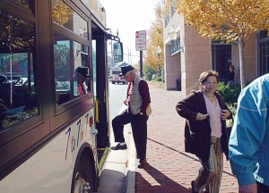 In Virginia every high-end job requires an average of three positions to support it. The population that fills those jobs is the one that most often needs access to public transportation. (Photo provided)
