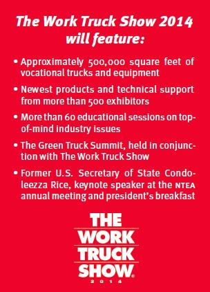 Work Truck Show 2014