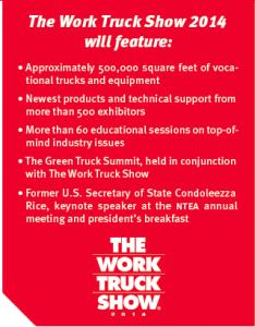 2014 work truck show