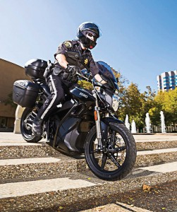 Electric motorcycles can handle terrain that's awkward for conventional cycles, and they are generally easier to handle. (Photo provided)