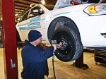 Mechanics in the LaGrange, Ga., municipal garage will continue to try and keep vehicles in its fleet pools longer, until enough money builds up to replace. (Photo provided)