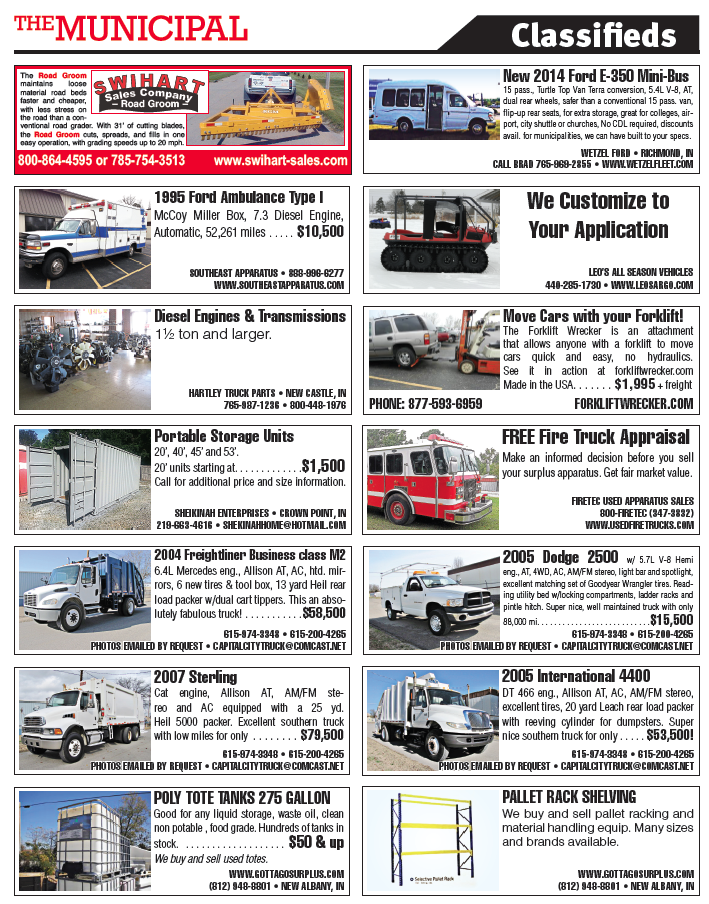 north classifieds march 2014
