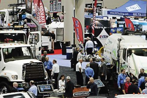 The Work Truck Show trade show floor will be open March 5–7 at the Indiana Convention Center, Indianapolis, Ind. (Photo provided)