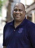 David Ellis, assistant manager of Charlottesville, Va., serves on the committee for City Leadership to Promote Black Male Achievement Initiative. Charlottesville was one of the cities chosen to be a part of the initiative. (Photo provided)