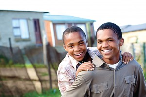 In the Parramore neighborhood of Orlando, Fla., 2006, juvenile arrests are down 82 percent and the the achievement gap between Parramore students and their peers city-wide has narrowed thanks to mentoring, adult role models, tutoring, pre-K education, after-school programs, sports, youth jobs and college assistance. (Shutterstock photo)