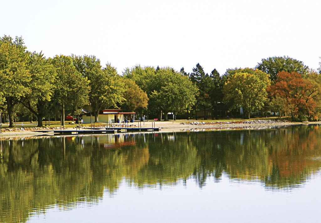 Centennial Park is one of 24 parks located in Worthington, Minn., several of which are along Lake Okabena. Along with the parks the city has 10 miles of trails available. (Photo provided)