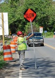 According to the American Traffic Safety Services Association, during its 14-year existence National Work Zone Awareness Week has served to radically reduce the rate of fatalities associated with work zones. (Photo provided)