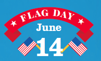 EditorFlag Day is nationally recognized
