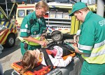 The 40th observance of National EMS Week, an effort intended to increase awareness of the critical role emergency medical service plays in emergency health care, takes place May 18–24. Wednesday of that week is specially designated as EMS for Children Day. (Jan Kranendonk / Shutterstock photo)