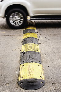 One Lyman, S.C., family attempted their own traffic control last year: A mother and son purchased and installed a speed bump near their home. The city removed it and is now monitoring traffic speed in the area. (Shutterstock photo)
