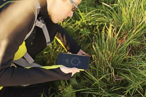 A great way to explore the outdoors using technology, geocaching is popular with families who want to spend time being together. Currently, there are 2 million geocaches and more than 6 million geocachers worldwide. (Shutterstock photo)