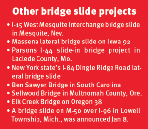 other bridge slide projects