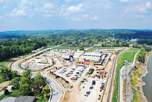 Proposals for casino development typically polarize communities. Since a casino was built in Cape Giradeau, Mo., in 2012, the city has seen minimal displacement of local business and an uptick in emergency response only on par with the average tourism destination occurred. (Photo courtesy City of Cape Girardeau)