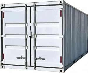 A secure way to protect expensive equipment at any job site is to set up an on-site storage container. (Photo provided)