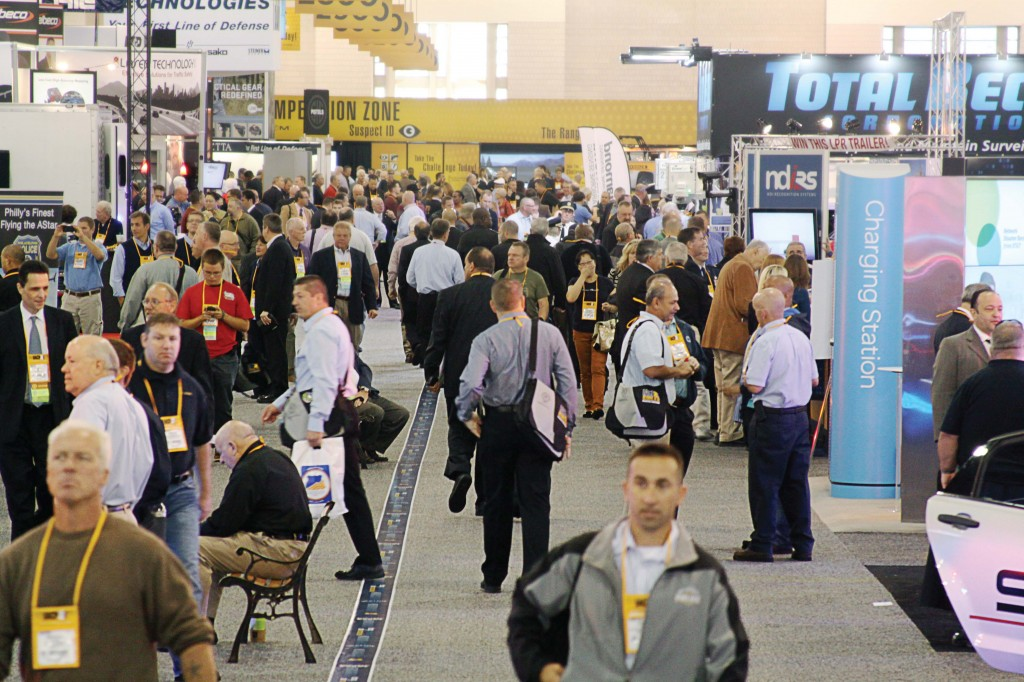 Law enforcement officials will gather for training, education and to test drive the latest in technology, transportation, firearms, surveillance and more at the 121st International Association of Chiefs of Police conference Oct. 25–28 in Orlando, Fla. (Photo credit: Joe Orlando)