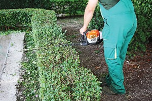 If it's determined that a department is interested in switching from gas- and diesel-powered landscaping equipment to cleaner-fuel models, the Propane Education and Research Council and the U.S. Department of Energy Clean Cities program have guides that can help with the decisions that will ensue. (Shutterstock photo)