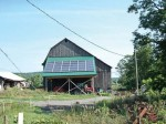 An increase in the number of homes, businesses and even farms installing solar panels means all fire departments should be prepared to combat the unique electric fires that can result. (Photo provided by Deep Blue Training Associates)