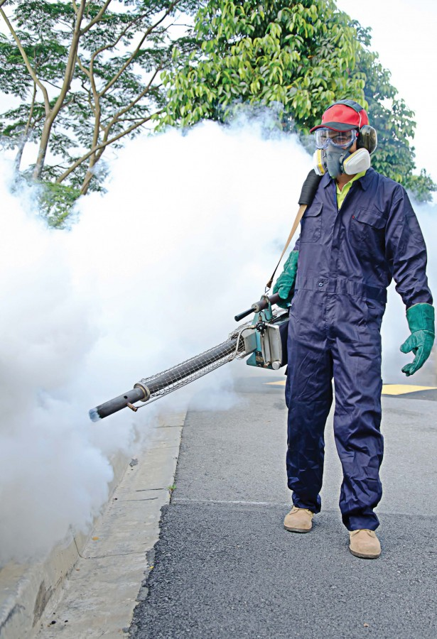 "While there is some interest among members of the public for cities to choose ""green"" or ""sustainable"" mosquito solutions, no such methods or products have gained a broad following due to their lower levels of effectiveness. (Shutterstock photo)"