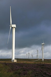 Pulse feedback disruptions caused by wind farms can result in the triggering of unnecessary severe storm, tornado and flash flood warnings or, conversely, delays in issuing such warnings when they are justified. (Alastair Wallace / Shutterstock.com)
