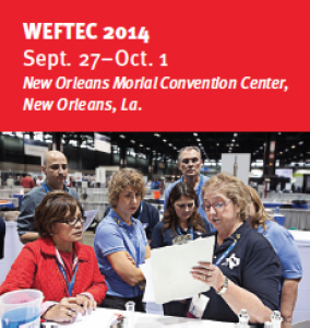 During the weftec 2013 Operations Challenge, operators and technicians demonstrated, in a competitive format, how they correct equipment and process failures. (Photo: weftec.org)