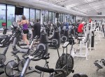 A room for fitness machines was recently added at the Kettering Recreation Complex. (Photo provided)