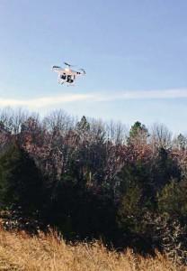 fire rescue drones
