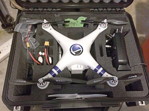Phantom 1 qaud copter