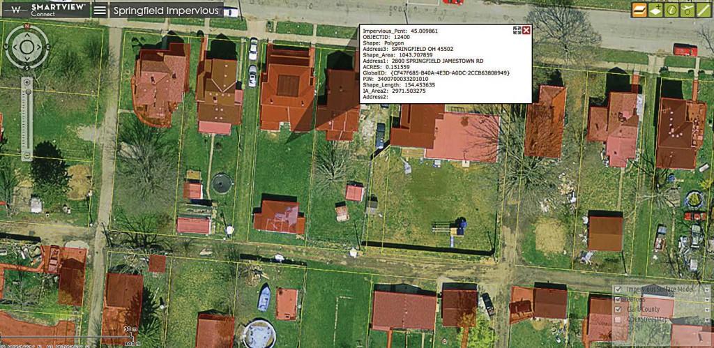 springfield oh LIDAR
