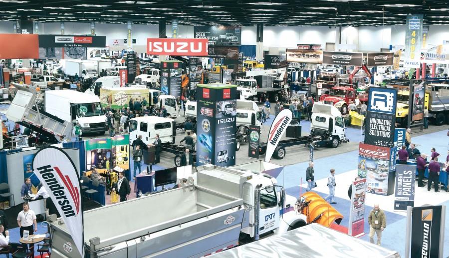 NTEA green truck summit