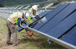 community solar development