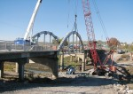 disassembly of hwy 40 bridge
