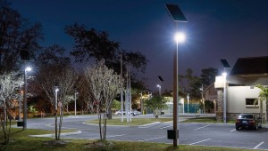 Solar Powered Lights Opening Possibilities The Municipal