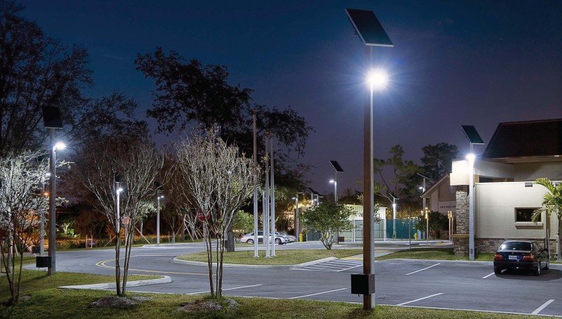 Solar For America >> Solar-powered lights opening possibilities – The Municipal