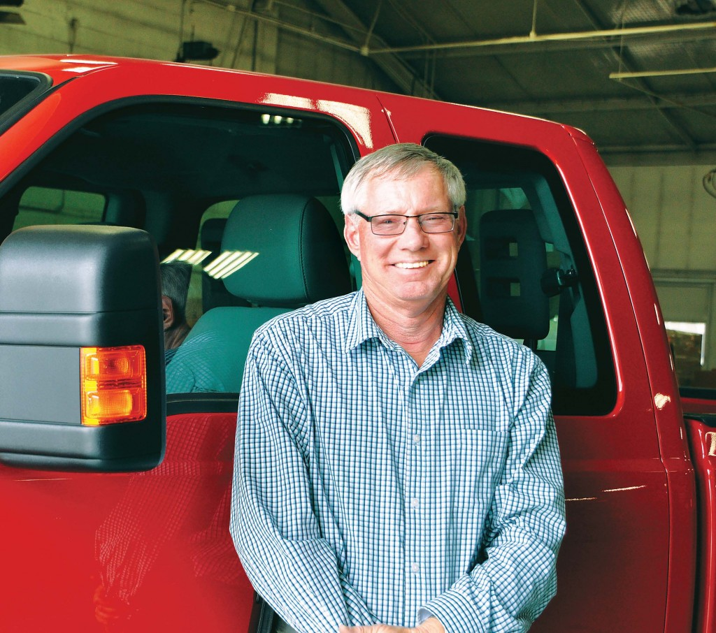 Fort Wayne, Ind., Director of Fleet Larry Campbell didn't envision a career in public fleets, but found himself there anyway and has excelled in the role. His department consistently ranks high among in the 100 Best Fleets in North America.