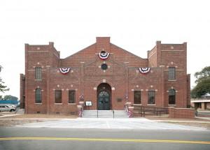 Waycross city auditorium