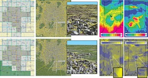 climatological effects of urban heat islands