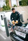 propane police cars