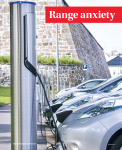 electric vehicle range anxiety