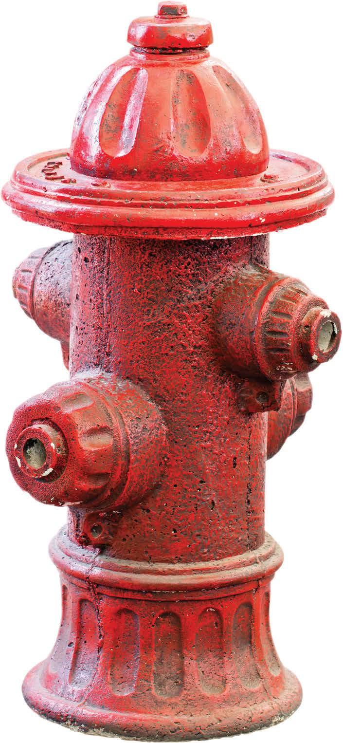 annual fire hydrant maintenance the municipal