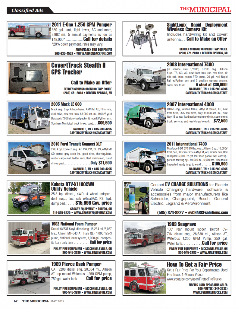 page 1 classifieds