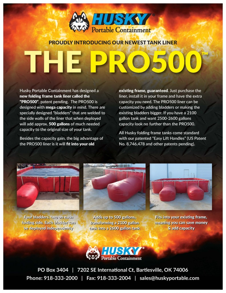 PRO500 Flyer 2015 May