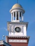 clocktower in maine