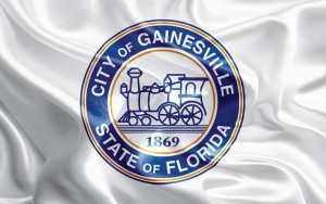 Gainesville Florida Flag