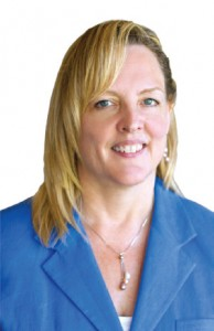 Sue Iverson, director of finance and administrative services in Arden Hills