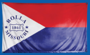 rolla mo flag