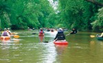 After kayakers initiated a discussion about the state of the neglected Yellow River, Porterdale, Ga.