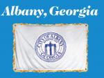 Albany, GA flag