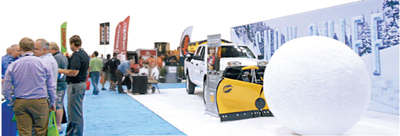 Blade and truck manufacturers reminded Snow and Ice Symposium attendees about what they're likely to face during the upcoming winter.