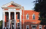 City hall is an example of beautiful history in downtown Milledgeville, Ga. The city served as Georgia's capital from 1803 to 1868. (Photo provided)